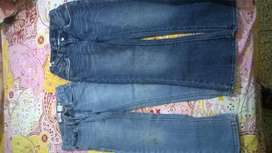 Jeans, vestidos, marca carte'rs, gap, oshork
