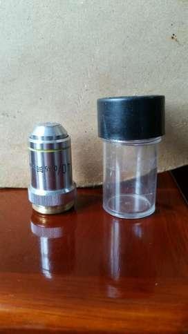 Objetivo Microscopio 40/0.65 Eschenbach