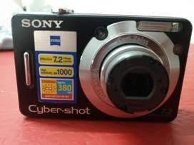 Camara Digital Sony