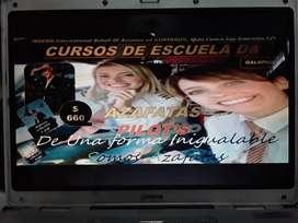 CURSOS DE ESCUELA DE AZAFATAS PILOT'S