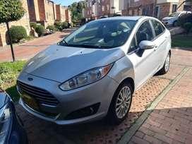Ford fiesta Titanium se automatico