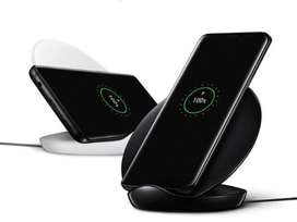 Cargador Samsung Original Bluetooth Inhalambrico S8 S9 S10 Plus HUAWEI Mate 20 Pro Iphone 8 X