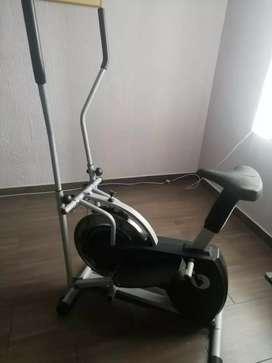 Vendo cicla eleptica en buen estado a 450000milpesos