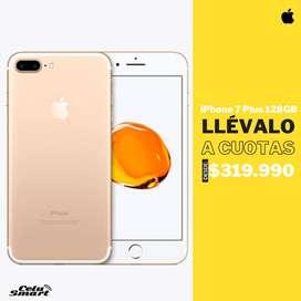 iPhone 7 Plus 128GB (Nuevo)