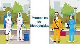 Protocolos de BioSeguridad en tu Empresa