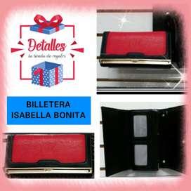 Billeteras Panameñas Isabella Bonita