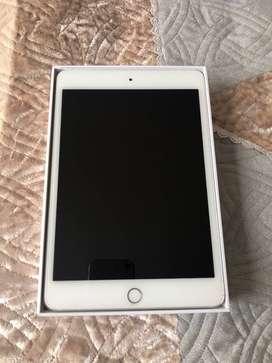 Ipad mini 4 64 gb, Estado 10/10 libre icloud