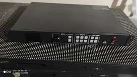 Video procesador para pantalla de LED