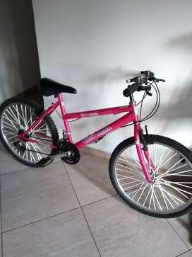 Vendo bicicleta Rin 24 hermosa
