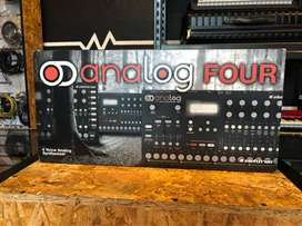 Sintetizador Elektron Analog Four 4 voces MK1