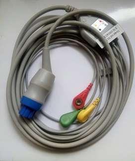 Cable Ecg para Datex Ohmeda