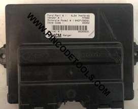 ECU de 4x4 para Ford Ranger 3.0 - 4L54-7H473-AD