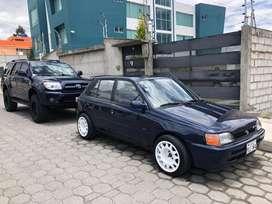 Toyota starlet año 1992 motor 1.3 12 valvulas