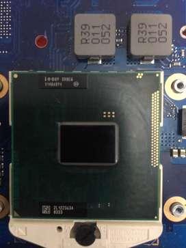 Procesador intel v40 para samsung np300e en buen estado
