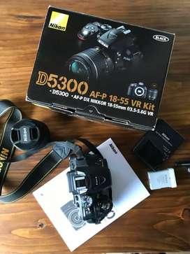 Camara digital semiprofesional - Nikon D5300