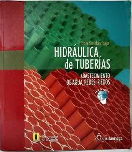 Hidráulica De Tuberías - Abastecimiento De Agua, Redes, Riegos