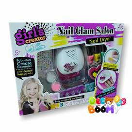 Espectacular!! Set SPA de uñas para niñas!!