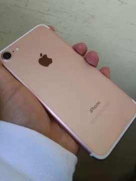 iPhone 7 Rose de 32Gb COMO NUEVO