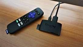 Roku, parecido al tv box pero MEJOR para hacerque tu TV sea Smart TV