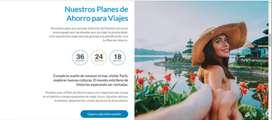 circulo de viaje universal ahorra para tu viaje