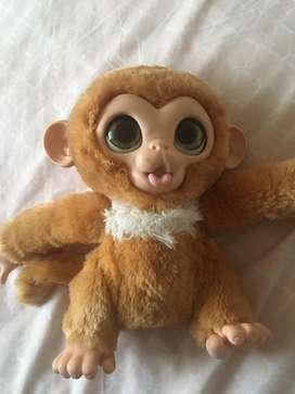 Se vende mono de furreal friend