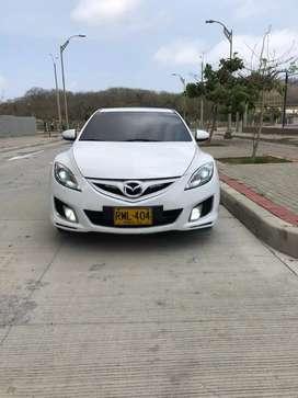 Mazda 6 all new blindado