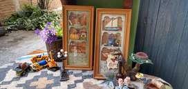 Oportunidad!! hermosos cuadritos decorativos los dos x