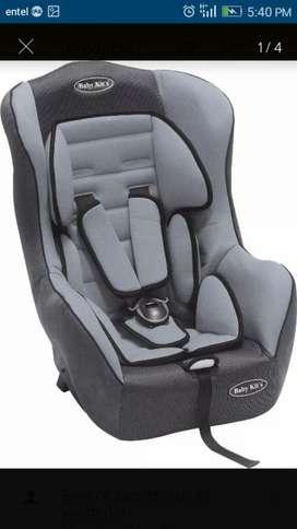 Silla para Bebe Auto Baby Kyts