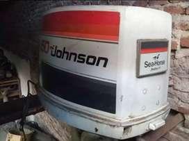 Motor Johnson 150hp - Restaurado a nuevo -