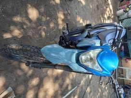 Se vende moto AKT TT 150 CON SOAT HASTA OCTUBRE22