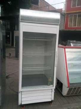 Vendo enfriador vertical con garantia