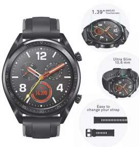 Huawei Watch GT, Sellado