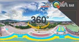 Cursó de fotografía 360 con Drones Cúcuta
