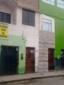 Se vende local comercial en zona céntrica de Huaral