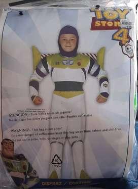 Disfraz original Buzz Lightyear