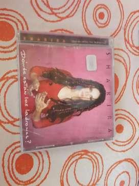 CD Shakira