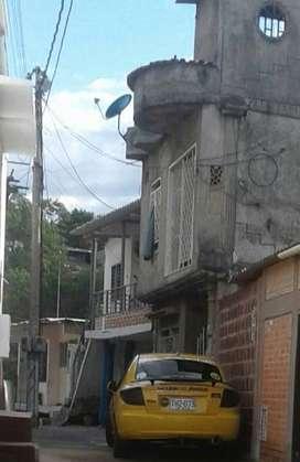 se vende apartamento de 2 pisos independiente, san mateo  calle 21 a