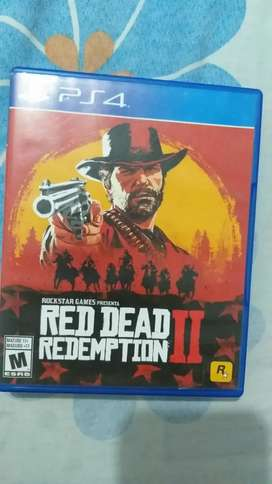 Read Dead Redention 2