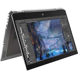 Laptop hp zbook x360 i7