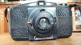 Camara De Fotos Antigua. Ofo Lujo Gradosol. *1936