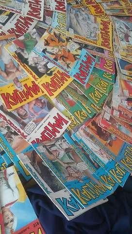 Revistas de Kaliman