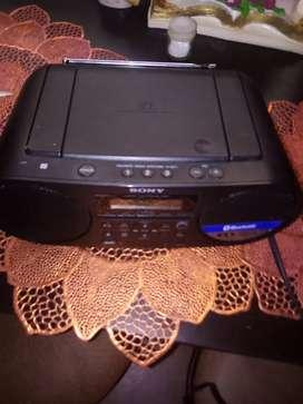 Vendo barato radio grabadora Sony