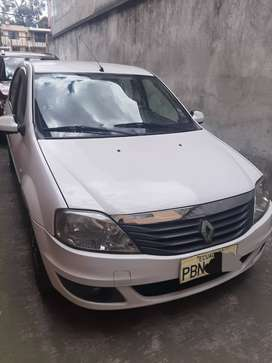 Vendo flamante Renault logan Dinamique