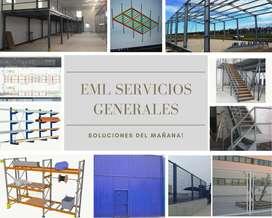Ofrecemos el diseño y fabricación de estructuras metalicas