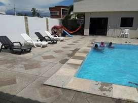 Suite Villamil Playas fines de semana  $ 160