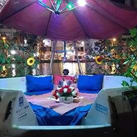 Cenas romanticas en Cartagena