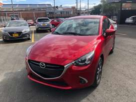 Mazda 2 Sport Grand Touring At 2020 Rojo Diamante