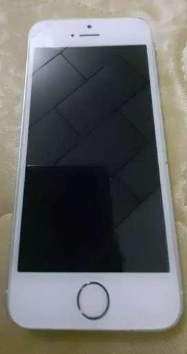 Remato Iphone 5s, huella al 100%