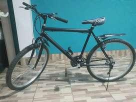 Bicicleta nueva remató