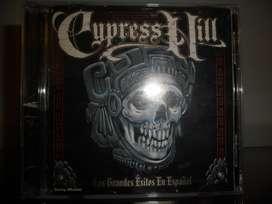 Cypress Hill los grandes éxitos en español cd